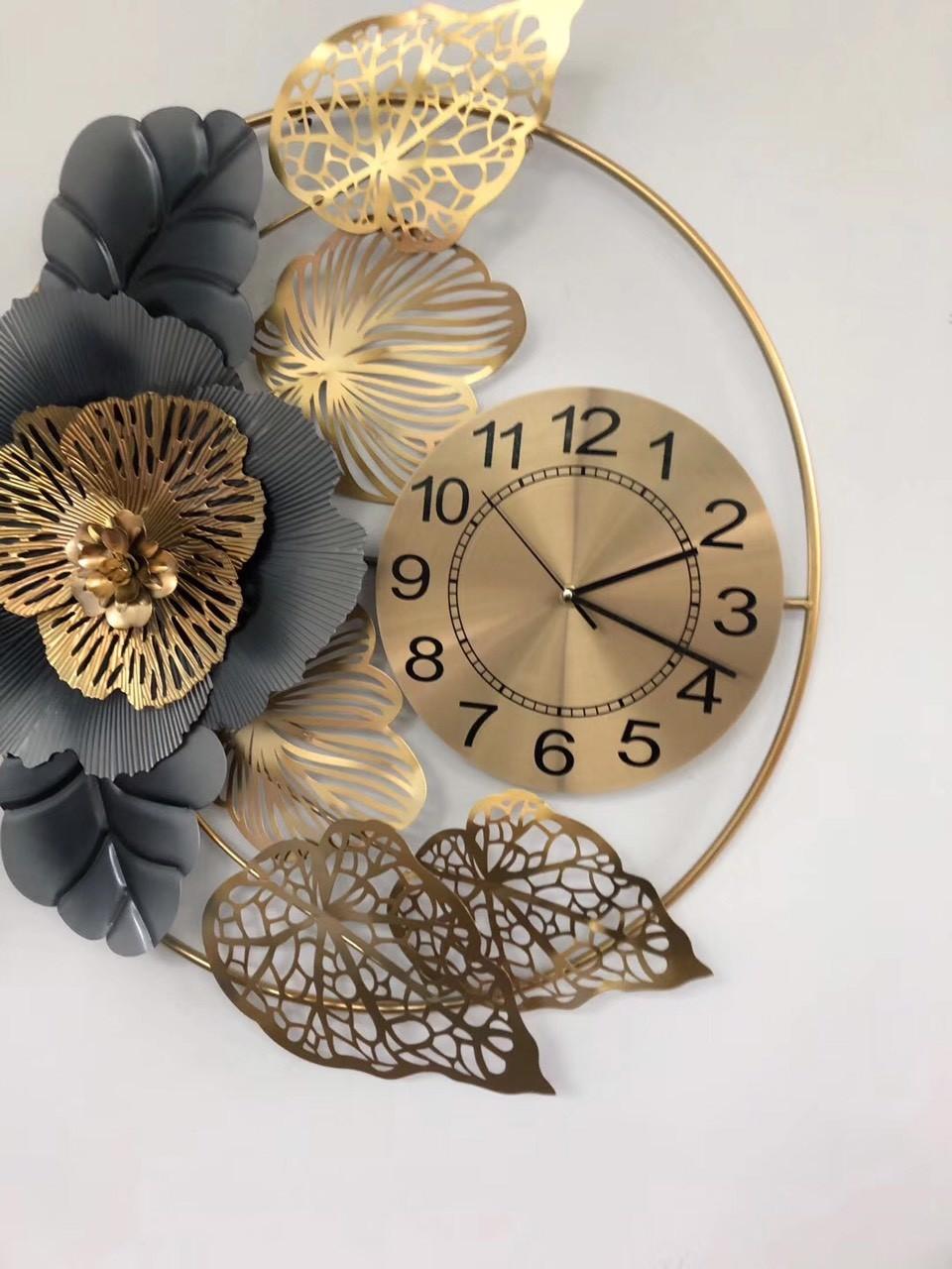 đồng hồ decor HTDH-27
