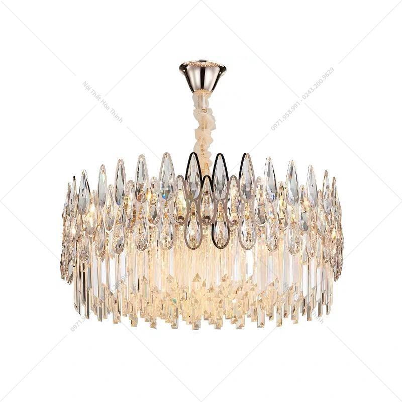 đèn chùm pha lê HTPL-63