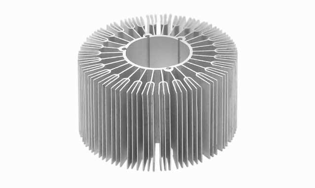 Cấu tạo đèn LED - Bộ phận tản nhiệt