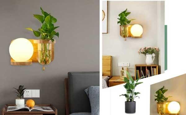 Đèn led trang trí - Đèn trang trí nội thất HTL-13