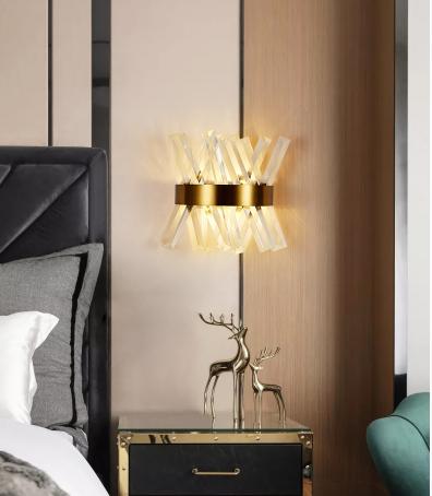 đèn LED treo tường phòng ngủ