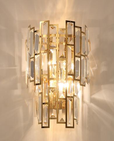 đèn tường LED pha lê HTOT-21