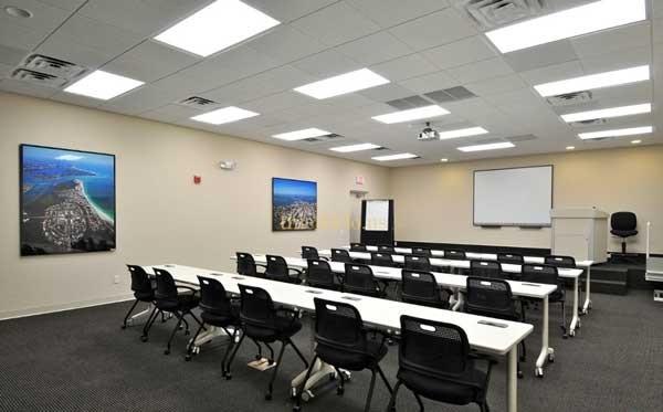 Tiêu chuẩn ánh sáng trong phòng học - Tiêu chuẩn chiếu sáng trong phòng học