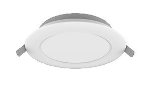 mẫu đèn led âm trần