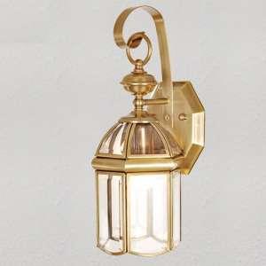 Mẫu đèn trang trí cột sảnh - đèn trang trí cột hiên nhà đẹp