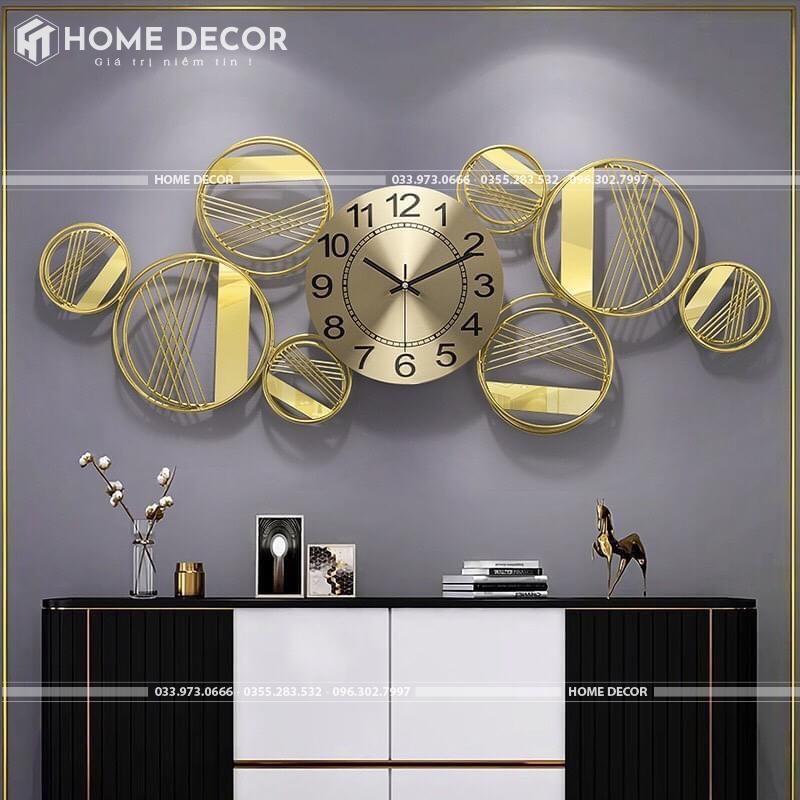 Đồng hồ decor HTSDH-A2121