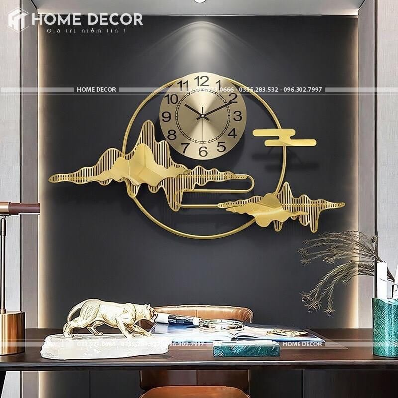 Đồng hồ decor HTSDH-A2120