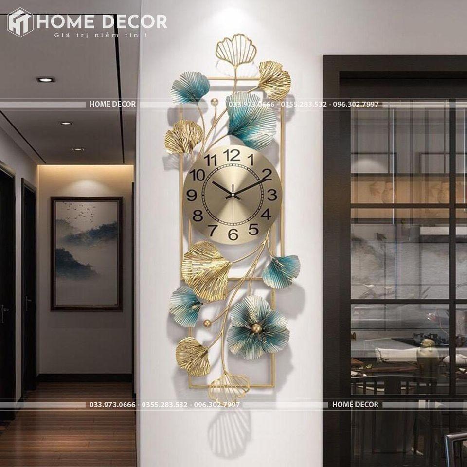 Đồng hồ decor HTSDH-A2119