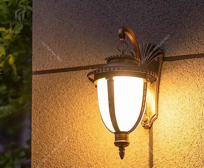 Đèn cổng năng lượng mặt trời HTN-02