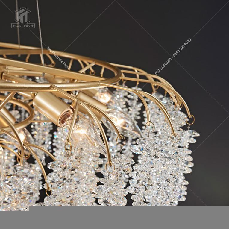 đèn chùm pha lê HTPL-92