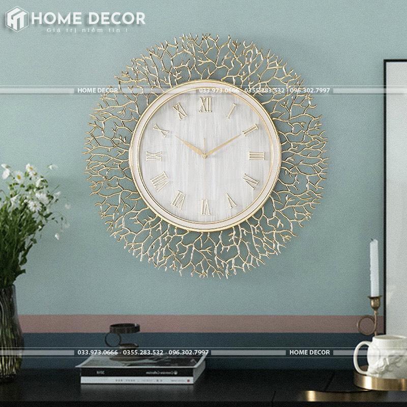 Đồng hồ decor HTMDC-60