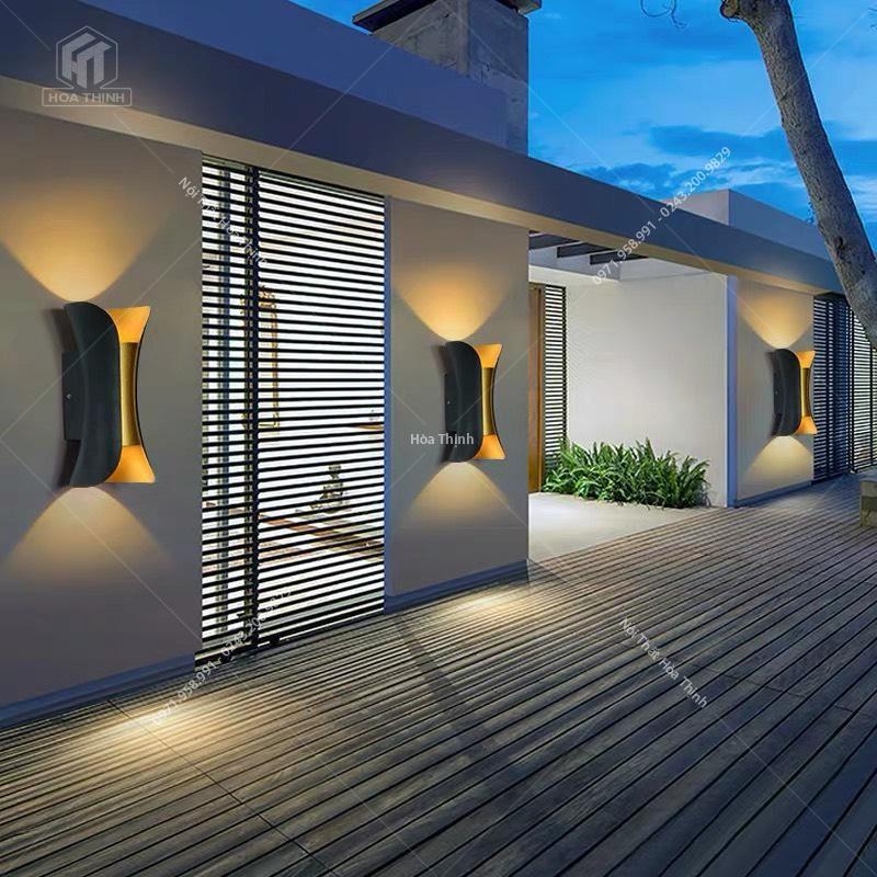 đèn treo tường hiện đại đẹp
