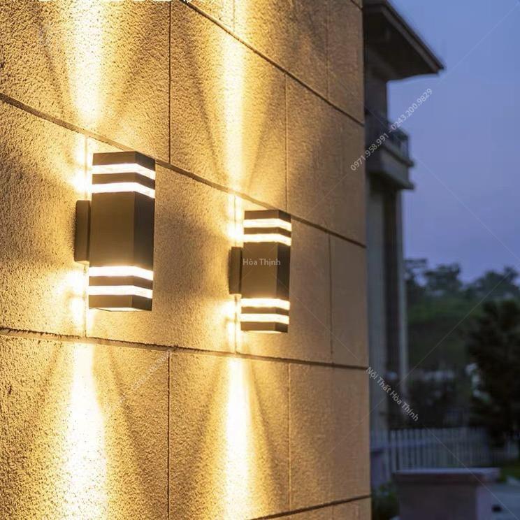 Đèn hắt tường hiện đại HTH-03