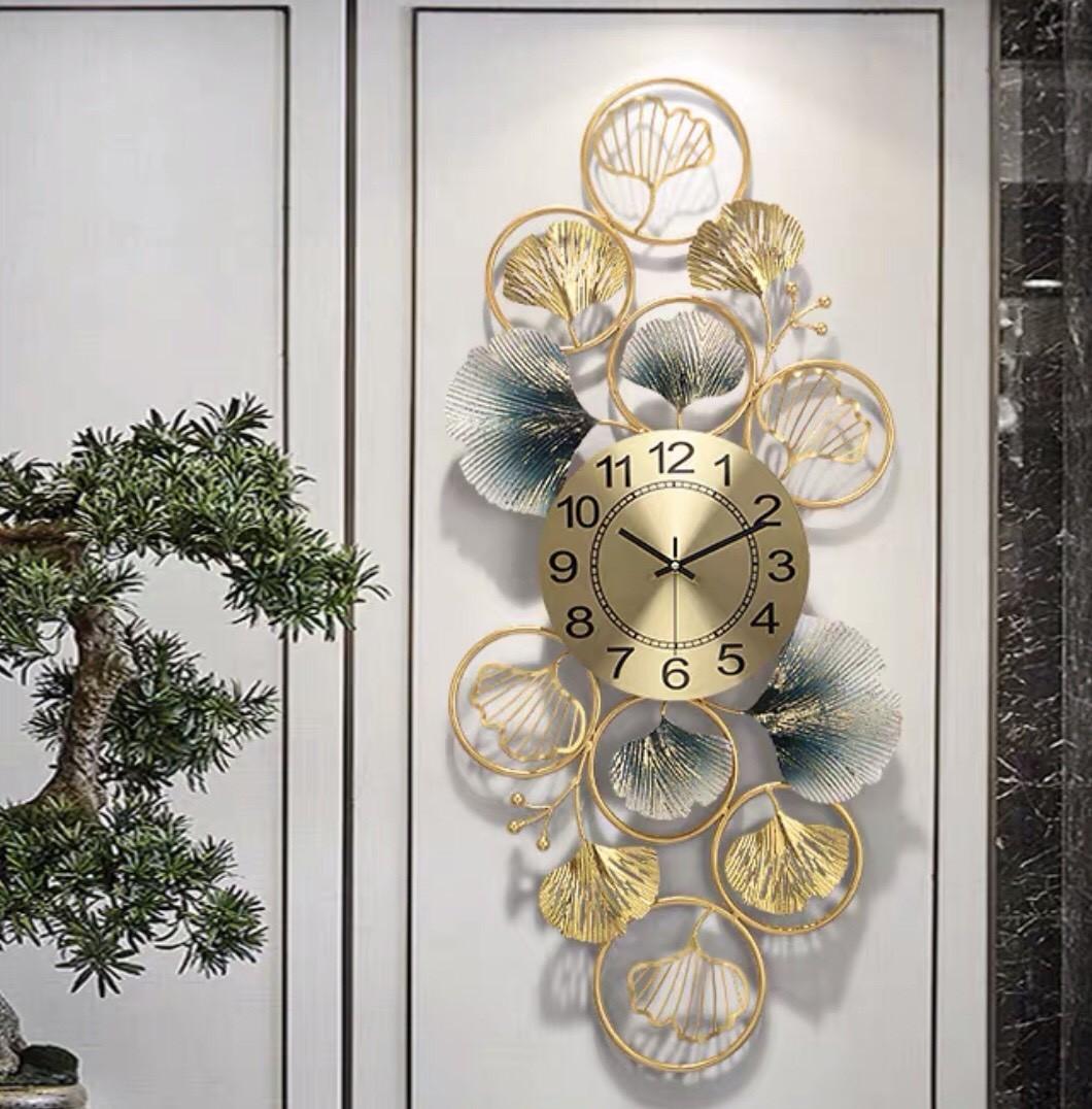 Đồng hồ decor HTSDC-A2118