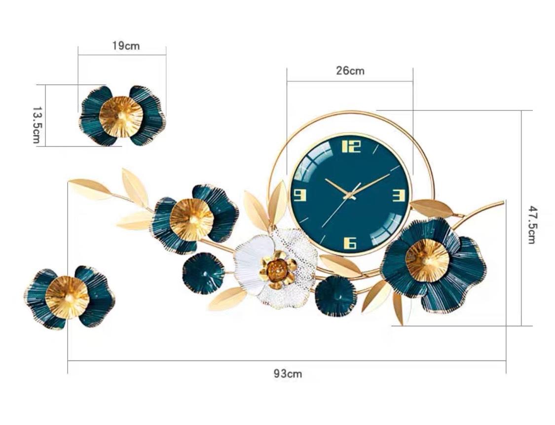 đồng hồ Decor HTTDC-2106x