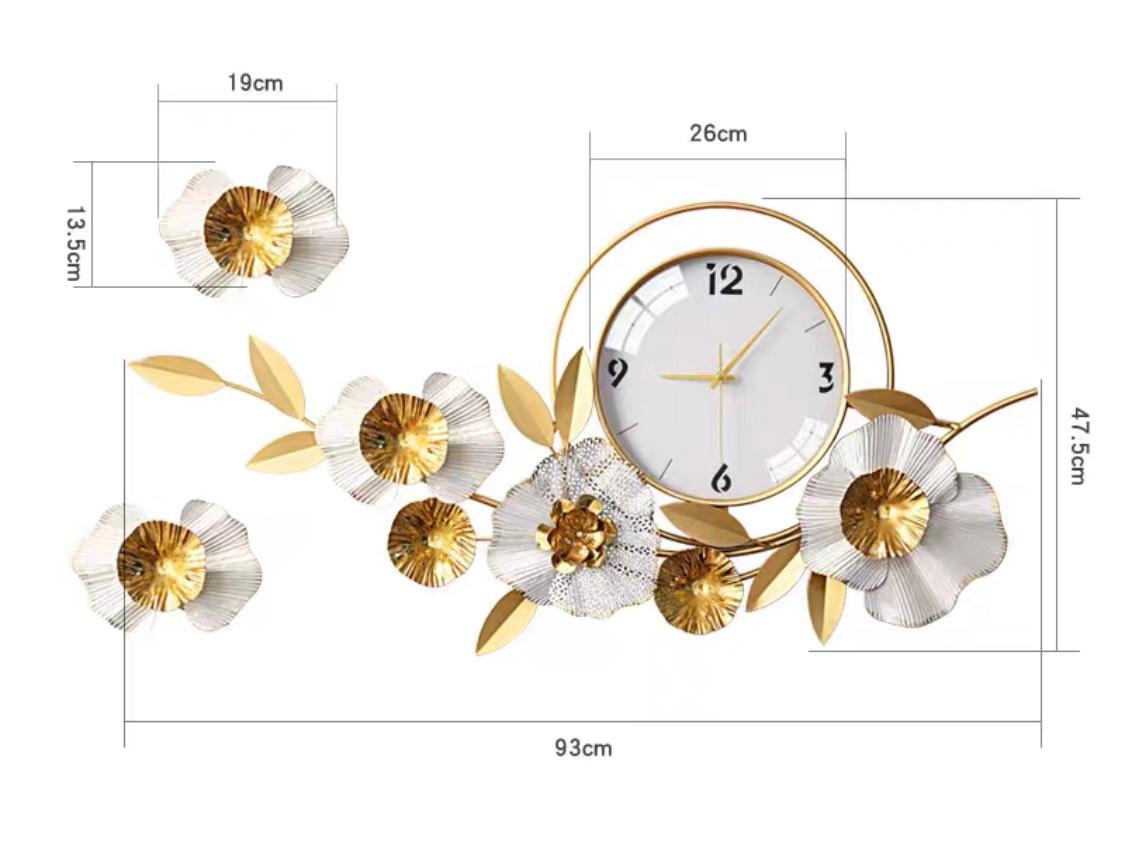 đồng hồ Decor HTTDC-2106t