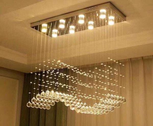 Giá Đèn LED Thả Trần - Đèn Thả Bàn Ăn - Đèn Thả Trang Trí - Đèn Thả Trần Phòng Khách