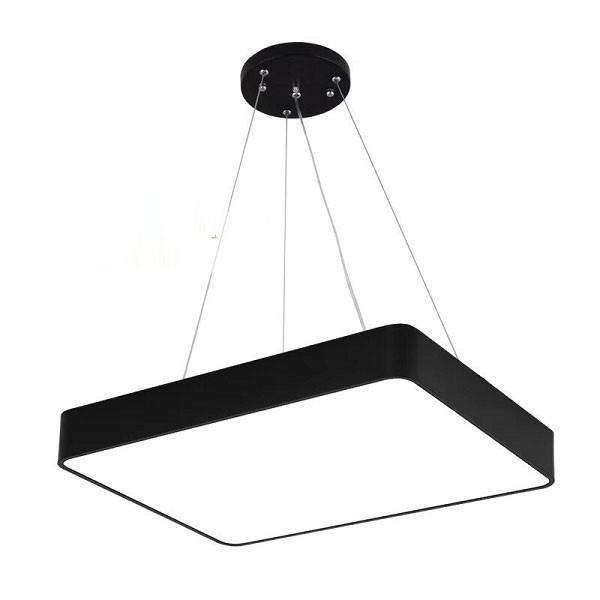 Đèn hộp thả trần hình vuông: