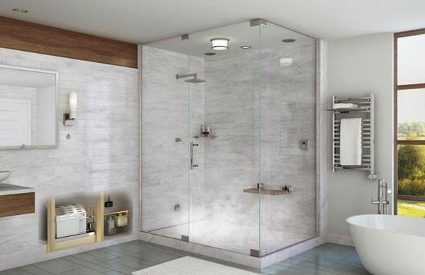 Đèn trang trí trần nhà tắm - Đèn ốp trần nhà tắm kháng nước, kháng ẩm