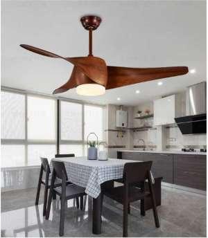 Tổng hợp 10 mẫu quạt trần cánh gỗ đẹp - hiện đại - giá rẻ nhất 2021