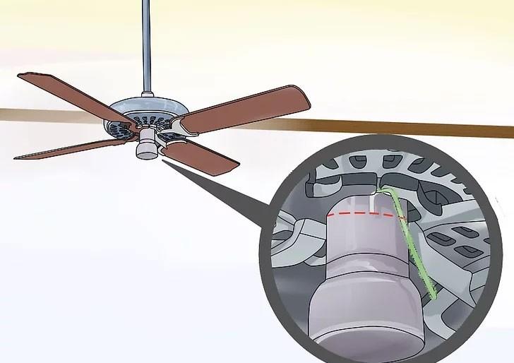 Cách tra dầu quạt trần
