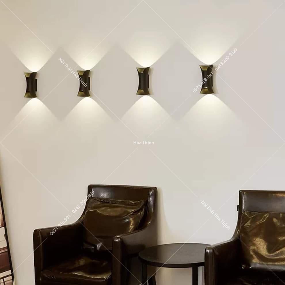 Đèn hắt sáng chống nước - Đèn chiếu tường chống nước - Đèn trang trí ngoài hiên nhà