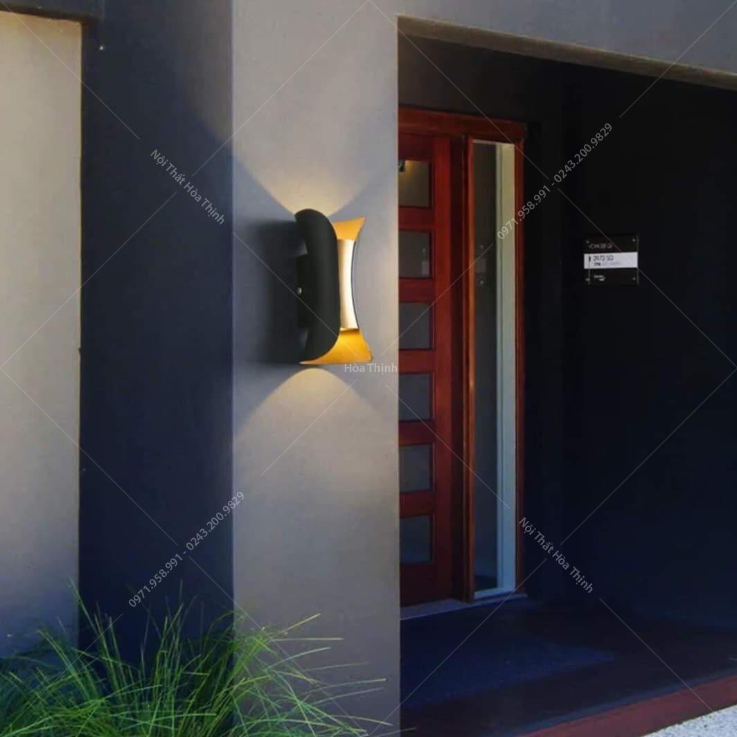 mẫu đèn hắt âm tường