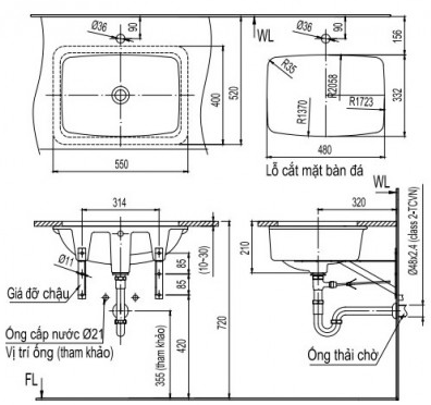 ban-ve-chau-rua-lavabo-inax-L-2298V