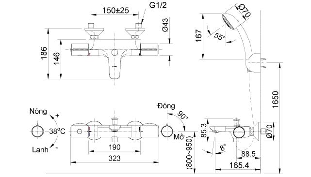 BFV-3413T-4C-1-BV