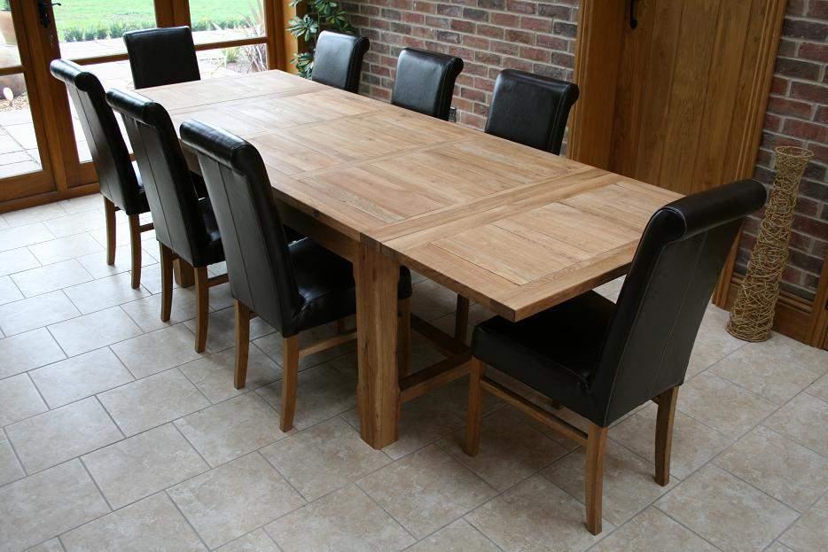 Mẫu bộ bàn ăn 8 ghế -  TC16128