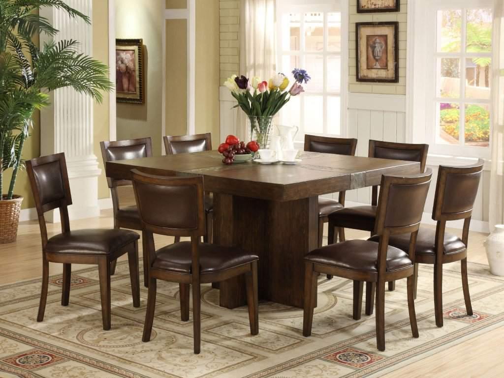 Mẫu bộ bàn ăn 8 ghế -  TC16123