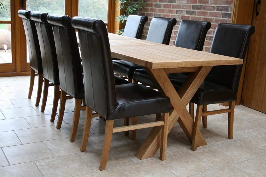 Mẫu bộ bàn ăn 8 ghế -  TC16126