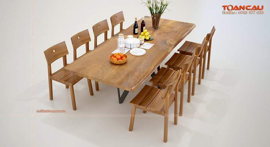 Bộ bàn ăn cho phòng bếp nhỏ sang trọng