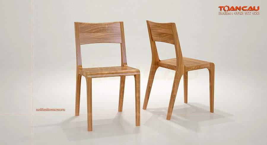 Bàn ghế ăn mặt đá tự nhiên hiện đại