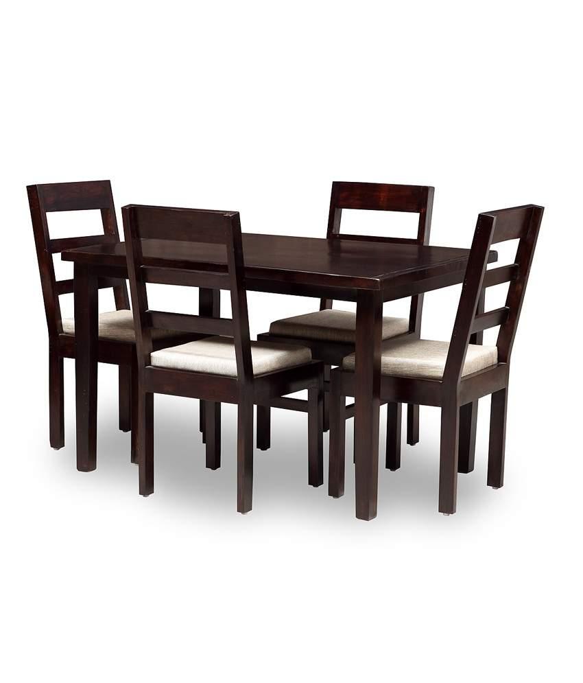 Mẫu bộ bàn ăn 4 ghế - TC19163