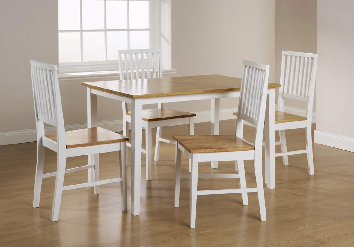 Mẫu bàn ăn gỗ công nghiệp – TC18198