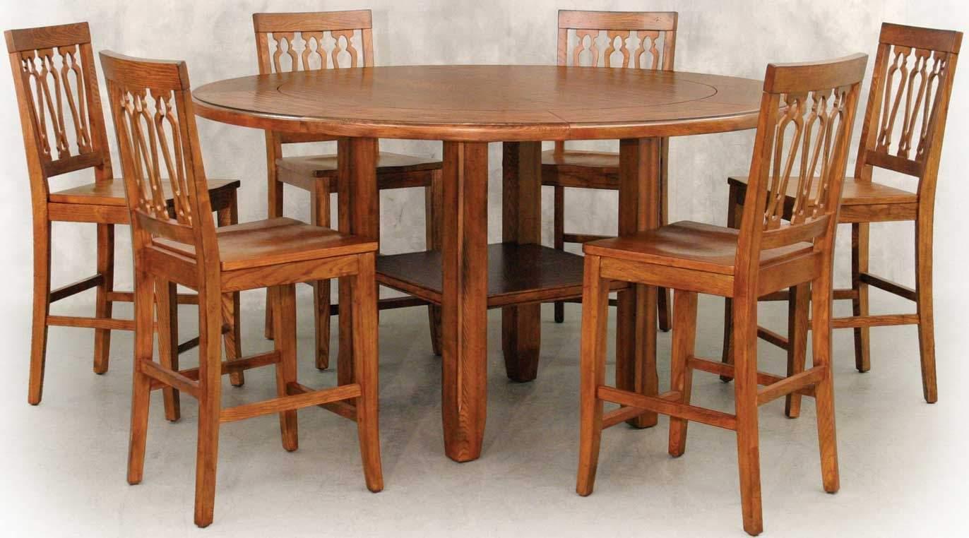 Mẫu bàn ghế ăn gỗ hương – TC19164