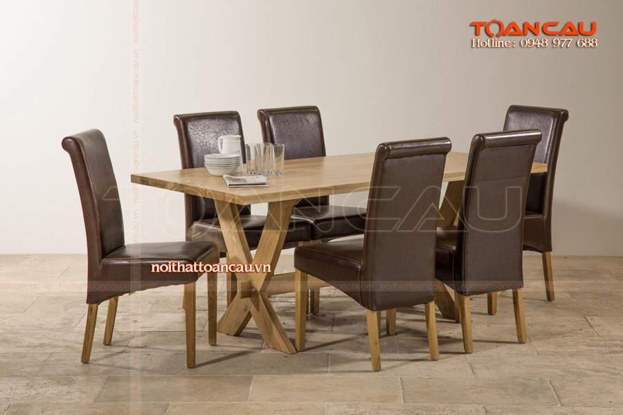 Bàn ghế ăn đẹp - TC811