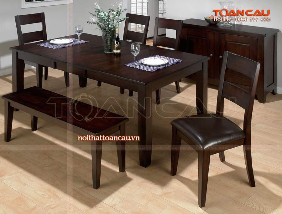 Bàn ghế ăn đẹp - TC812
