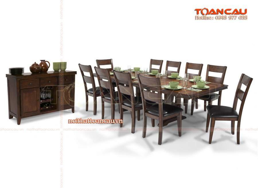 Bàn ghế ăn đẹp, giá rẻ - TC818