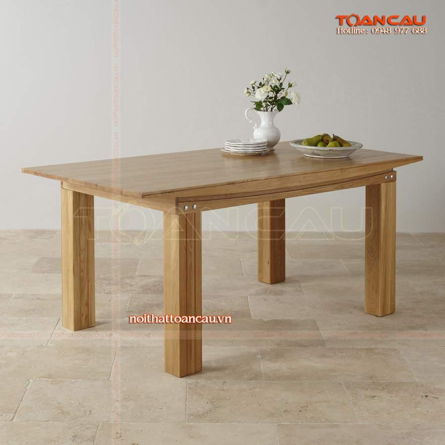 Cung cấp bàn ghế ăn bằng gỗ với giá tốt nhất hiện nay được các gia đình lựa chọn nhiều