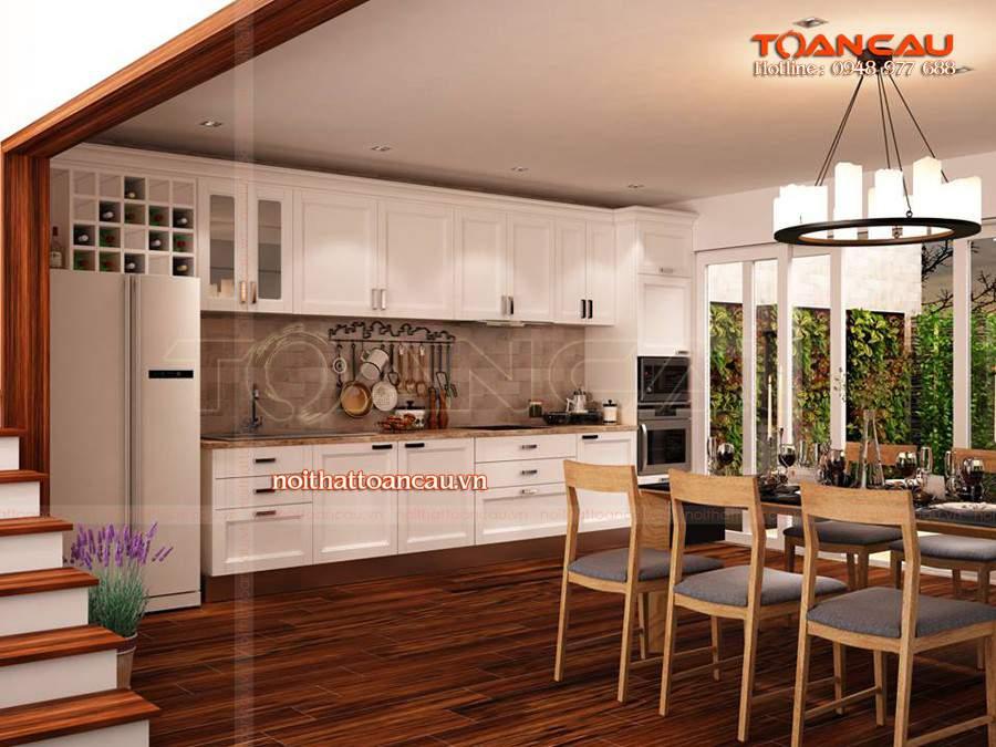 Mẫu bàn ăn đẹp giá rẻ, bàn ghế ăn đảm bảo chất liệu gỗ tự nhiên siêu bền khi sử dụng.