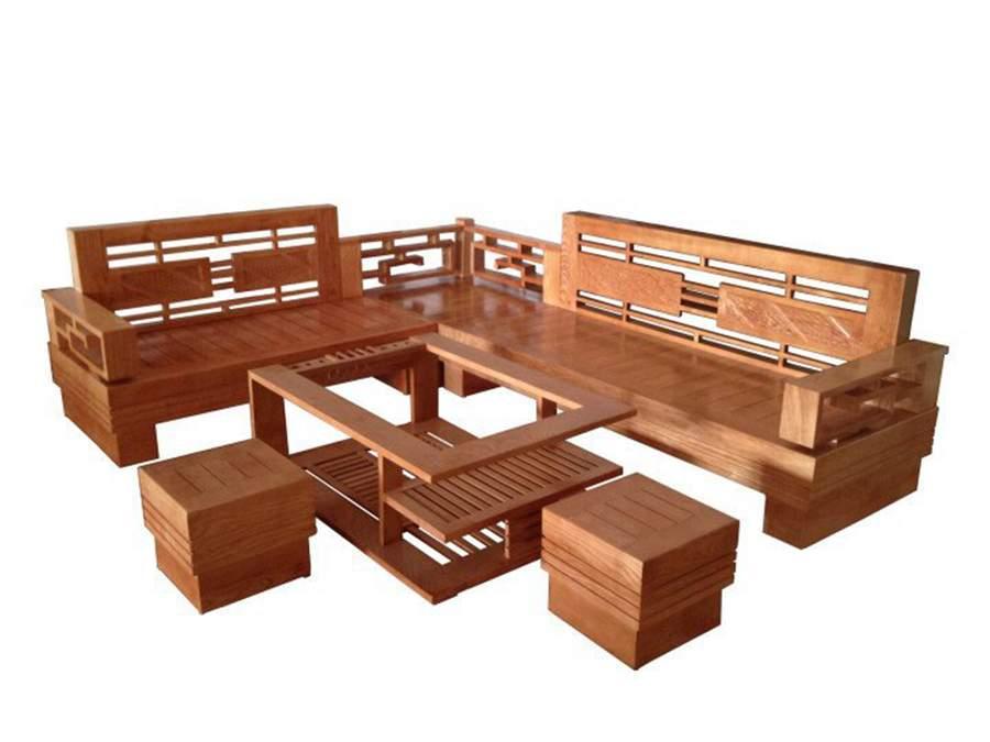 Mẫu bàn ghế gỗ căm xe – TC19114
