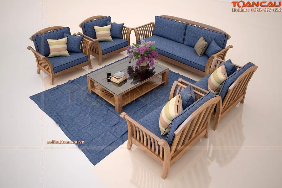 Bàn ghế phòng khách - TC156