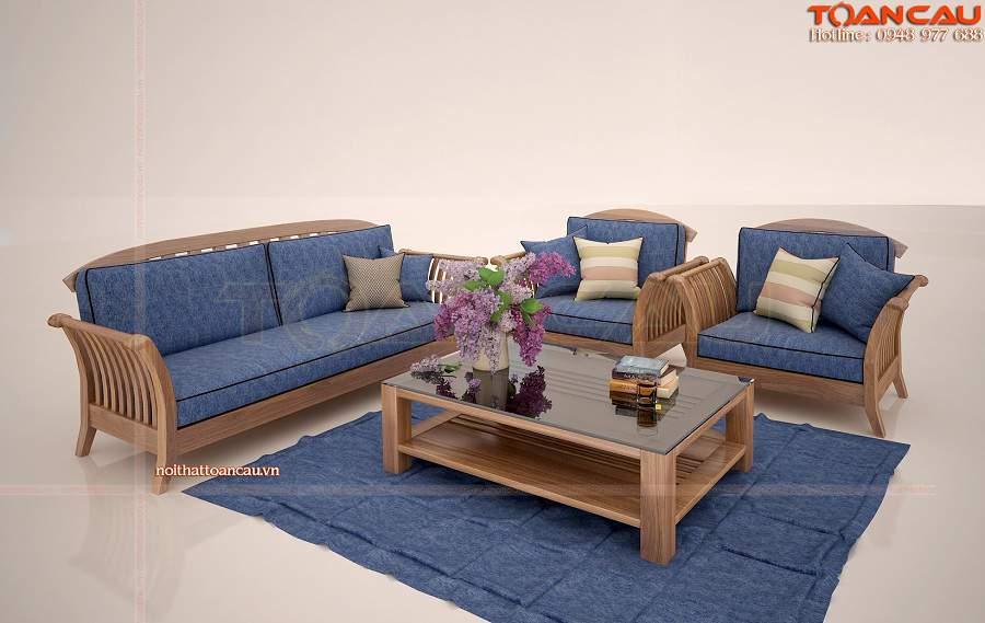 Bàn ghế gỗ cao cấp - TC156