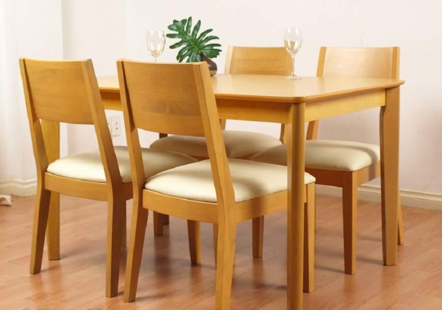 Bàn ghế gỗ cao su có tốt không? có lẽ khách hàng đã hiểu hơn về loại gỗ này