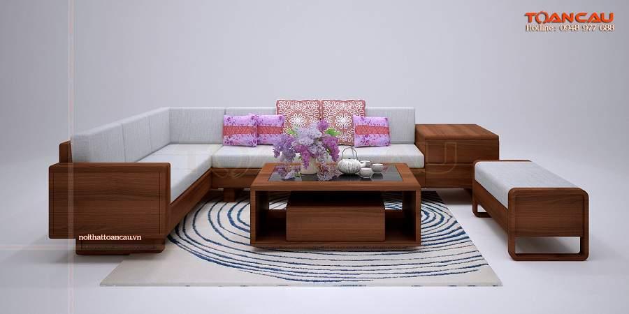 Thiết kế phòng khách đẹp bằng Gõ đỏ đẹp tuyệt vời được nhiều người lựa chọn
