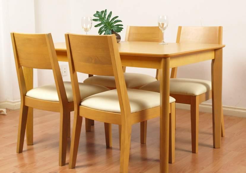 Bộ bàn ghế ăn TC17121