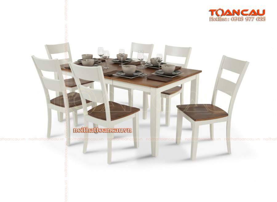 Bộ bàn ghế ăn TC820