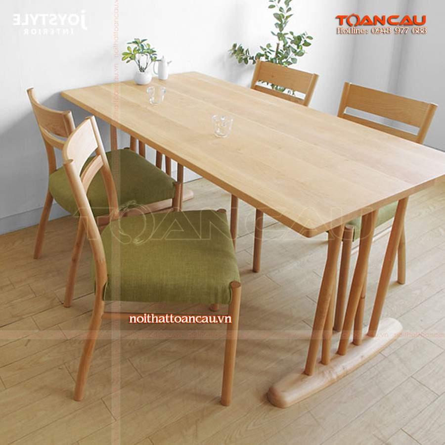 Bộ bàn ghế ăn TC827